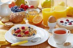 Удачный день начинается с полноценного завтрака